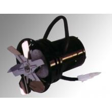 ATMOS Odtahový ventilátor UCJ4C52 + kolo 150mm - sada UCJ4C52+S0133