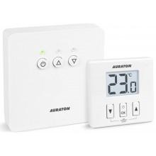 AURATON 200 RT Jednoduchý bezdrátový termostat s nočním poklesem