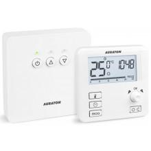 AURATON 3021 RT Bezdrátový programovatelný termostat s týdenním programem, 2 teploty