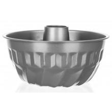 BANQUET Pečící forma na bábovku 22 cm, šedá 19ERM22-D