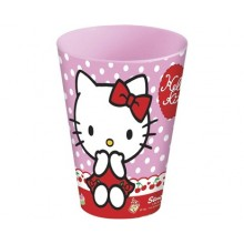 BANQUET Nápojový pohárek Hello Kitty 430 ml HK 1212HK54506