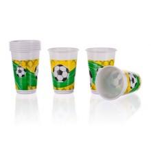 PROCOS Nápojový pohár 200 ml, 8KS Soccer Celebration 4484050