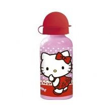 BANQUET Hliníková láhev 400 ml Hello Kitty 1225HK37334