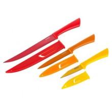 BANQUET 3 dílná sada nožů s nepřilnavým povrchem, Flaret Colore 25LI32004FC