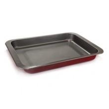 BANQUET Plech pečící hluboký 42x29x5 cm Culinaria Red 19YLK44-B