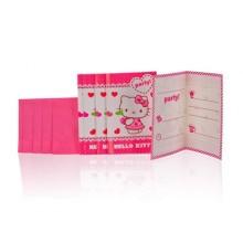 PROCOS Party pozvánky 6KS Hello Kitty 4481797