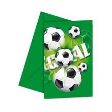 PROCOS Party pozvánky 6KS Soccer Celebration 4481933