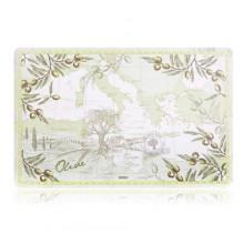 BANQUET OLIVES Prostírání plastové 43 x 28 cm 12CF43289