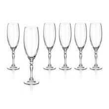 BANQUET CRYSTAL Lucille sklenice na šampaňské, 190ml, 6ks, 02B4G005190