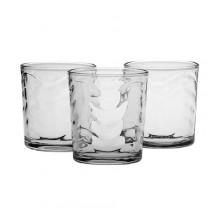 BANQUET PURE WAVE Sada sklenic na whisky 260 ml, 6 ks 04N509B-B