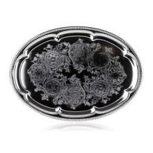 BANQUET Tác oválný AKCENT 40,5 x 29 cm 48815010