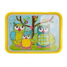 BANQUET OWLS Tác melaminový 30 x 21,5 cm 12KMK1885OWL