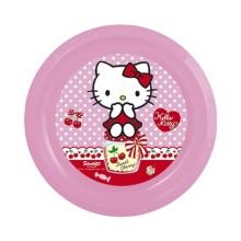 BANQUET Talíř mělký 22 cm Hello Kitty 1202HK52712