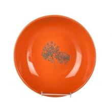 BANQUET Talíř hluboký 20,5cm Alia Orange 60111AO