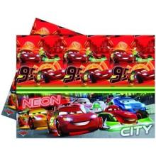 PROCOS Ubrus plastový 120x180 cm Cars Neon 4482630