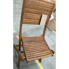 VÝPRODEJ FIELDMANN FDZN 4012 Skládací židle 2 ks 50001892 1 KUS ZLOMENÝ!!!!