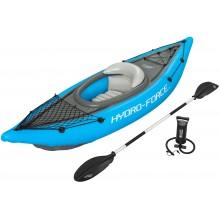 BESTWAY Nafukovací kajak Cove Champion 275 x 81 cm 65115