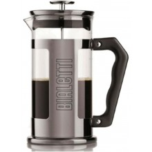 BIALETTI French Press konvička, 1 l, nerez 2170199315