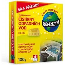 Bio-Enzym pro čistírny odpadních vod 100g