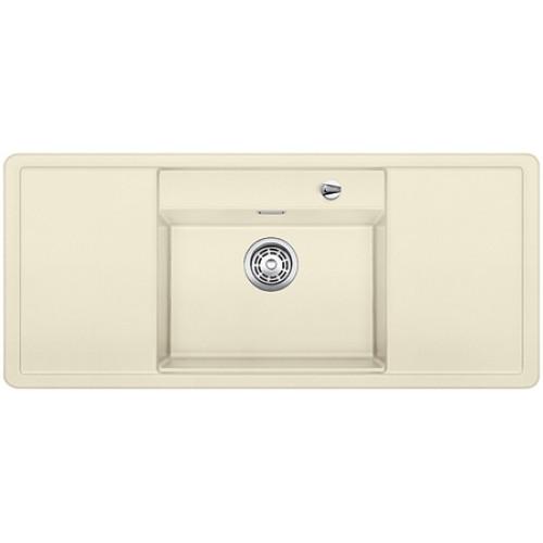 BLANCO Alaros 6 S dřez Silgranit jasmín, příslušenství bílé 516724