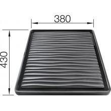 BLANCO odkapávací deska vlnitá pro dřezy pod desku, plast 230734