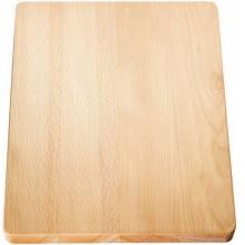 BLANCO krájecí deska dřevěná 370x250mm 514650