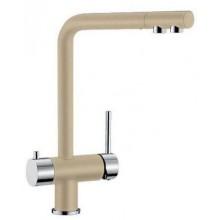 BLANCO Fontas dřezová baterie na filtrovanou a užitkovou vodu béžová champagne/chrom 518508