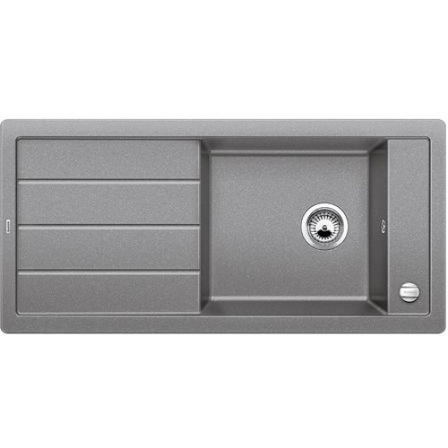BLANCO Mevit XL 6 S dřez Silgranit aluminium 518364