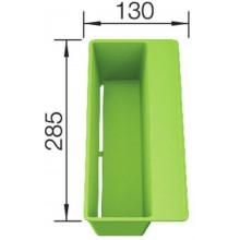BLANCO SITY Box miska kiwi, plast 236720