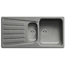 BLANCO Nova 6 S dřez Silgranit aluminium 511699