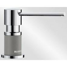 BLANCO Dávkovač LATO Silgranit/chrom aluminium 525811