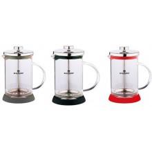 BLAUMANN Konvička na čaj a kávu French Press 800 ml, 3 barvy BL-1443