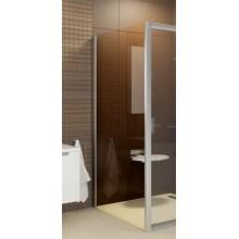 RAVAK Blix BLPS-100 pevná sprchová stěna, bright alu+transparent 9BHA0C00Z1
