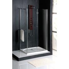 POLYSAN VITRA LINE boční stěna 750mm, pravá, čiré sklo