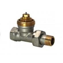 """BOKI Termostatický ventil DN15 - zkrácené NF provedení PTV-01 1/2"""" přímý"""