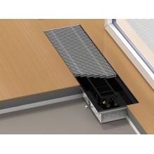 Boki Podlahový konvektor bez ventilátoru 2750 x 180 x 90 mm pozink FMK-18-275-09-01