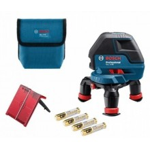 BOSCH GLL 3-50 Professional liniový laser 0601063800