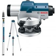 BOSCH GOL 32 D Professional Optický nivelační přístroj + BT160 + GR 500, 0.615.994.0AX
