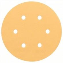 BOSCH Brusný papír C470, 150 mm, 60, 5 ks 2608605086