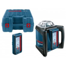 BOSCH GRL 500 HV rotační laser + LR 50 Professional 0.601.061.B00