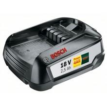 BOSCH PBA 18V 2.5Ah W-B Akumulátor 1600A005B0