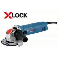 BOSCH GWX 9-125 S Professional Úhlová bruska s X-LOCK, 125mm, 900W 06017B2000