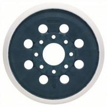BOSCH Brusný talíř tvrdý, 125 mm 2608000352