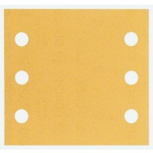 BOSCH Brusný papír C470, balení 10 ks, 115 x 107 mm, 120, 2608607458