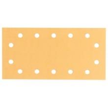 BOSCH Brusný papír C470, balení 10 ks, 115x230mm 2.608.605.266