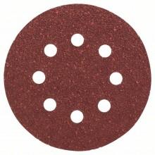 BOSCH 5dílná sada brusných papírů pro excentrické brusky, 125 mm 2.609.256.A23