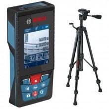 BOSCH GLM 120 C Professional Laserový dálkoměr + BT 150 stativ 0.601.072.F01