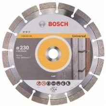 BOSCH Expert for Universal Diamantový dělicí kotouč, 230 x 22,23 x 2,4 x 12 mm 2608602568
