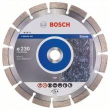 BOSCH Expert for Stone Diamantový dělicí kotouč, 230 x 22,23 x 2,4 x 12 mm 2608602592