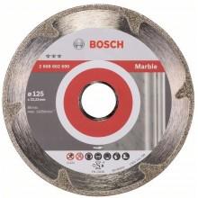 BOSCH Best for Marble Diamantový dělicí kotouč, 125 x 22,23 x 2,2 x 3 mm 2608602690